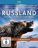 Russland - Im Reich der Tiger, Bären und Vulkane [Blu-ray]