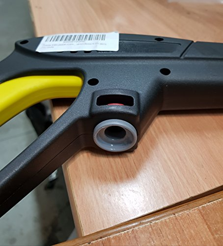 Pistola, modelo S'09de Lavor, repuesto original con acoplamiento rápido de 450mm, Hidrolimpiadora, art. 6.001.0073