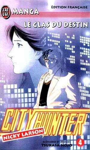 City Hunter (Nicky Larson), Tome 4 : Le glas du destin par Tsukasa Hojo