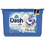 Dash 2en1 perles fleurs de lotus et lys (509g) soit (19 perles) - Livraison Gratuite...