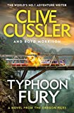 Typhoon Fury: Oregon Files #12 (The Oregon Files, Band 12)