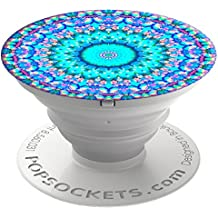PopSockets Expanding Grip Case with Stand for Smartphones and Tablets - Arabesque