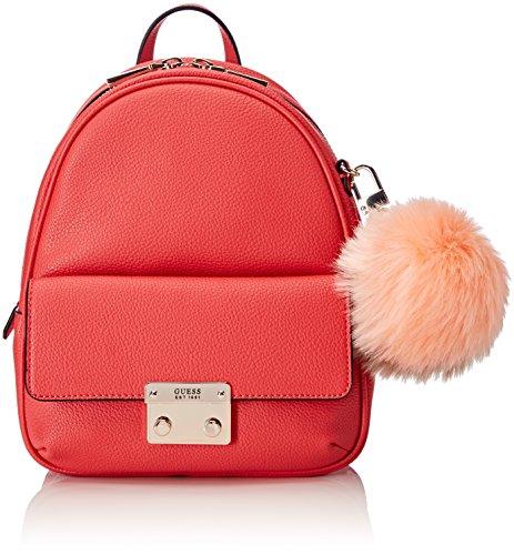 Guess Hwvp6967310, Sacs portés dos femme, Rouge (Poppy), 10x27x23 cm (W x H L)