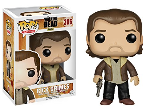 POP The Walking Dead - Rick Grimes