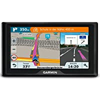 Garmin Drive 61 LMT-S CE Navigationsgerät - lebenslang Kartenupdates & Verkehrsinfos, Sicherheitspaket, 6 Zoll (15,2cm) Touchdisplay