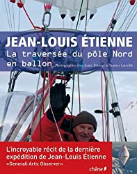 La traversée du Pôle Nord en ballon