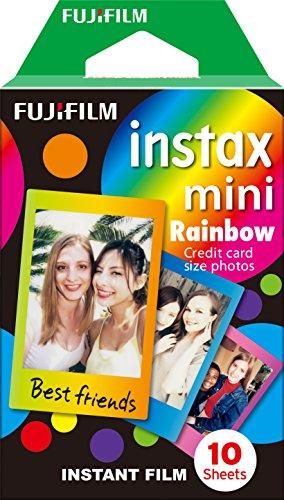 Instant Film, Regenbogen, Einzelpackung (Mini-foto-rahmen)