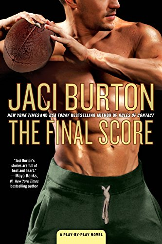 The Final Score (A Play-by-Play Novel Book 13) (English Edition) Burton Womens-player