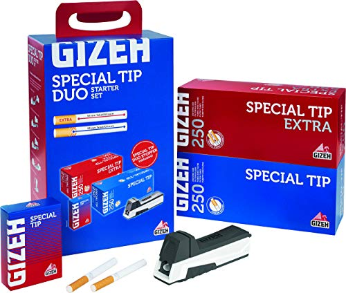 Gizeh Special Tip Duo Starter Set