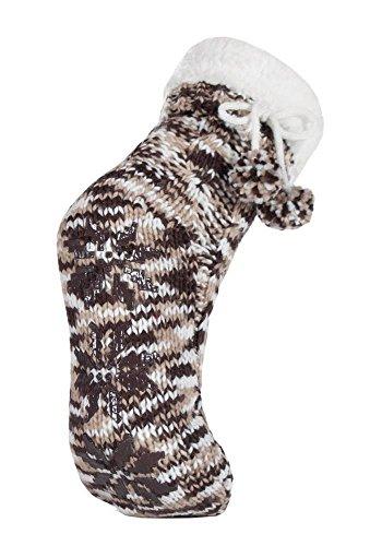 jennifer-anderton-chaussons-pour-femme-beige-naturel-taille-m