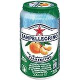 Soda mandarine, orange, clémentine San Pellegrino