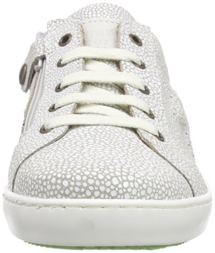 Bisgaard Unisex-Kinder Shoe with Laces Low-Top Beige (76 Stone)