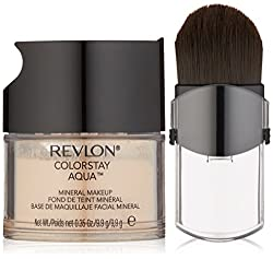 Revlon Colorstay Aqua Mineral Makeup, Medium, 0.35 Ounce by Revlon
