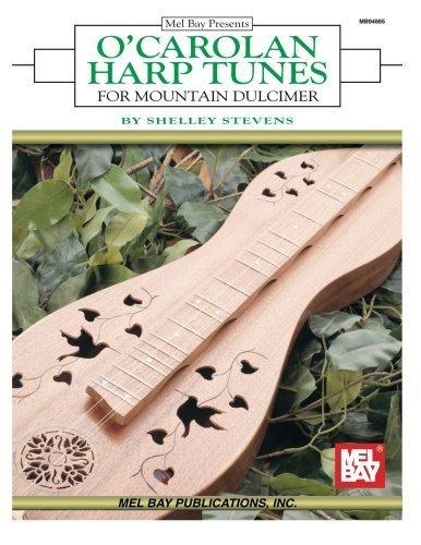 mel-bays-ocarolan-harp-tunes-for-mountain-dulcimer-by-shelley-stevens-1993-08-03