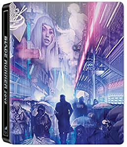 Blade Runner 2049 - Steelbook Premium (Blu-Ray 4K Ultra HD + Blu-Ray + Bonus Disc)