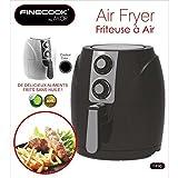 Die besten Air Friteusen - FINECOOK FR90N Friteuse a air pulsé - 2L Bewertungen
