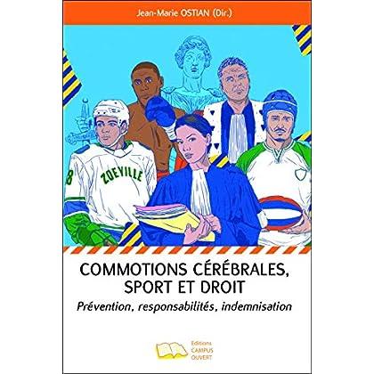 Commotions cérébrales, sport et droit