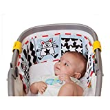 Cute Baby Gallery Infant Kid Crib Pram Gallery Development Puzzle Animal Cloth Book Toy