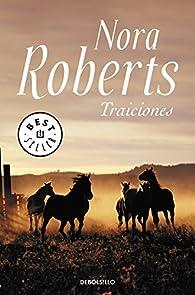 Traiciones par  Nora Roberts