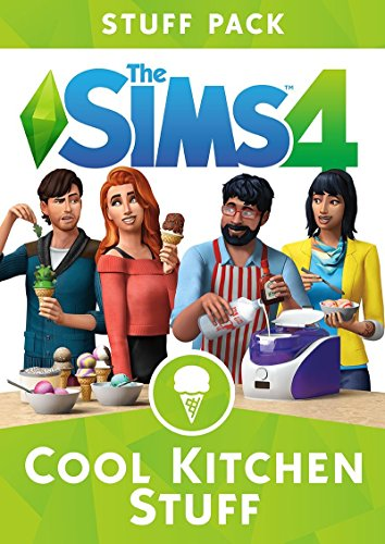 THE SIMS 4  Cool Kitchen Stuff Edition DLC |PC Origin Instant Access