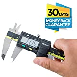 Mitutoyo 500-196-30Advanced Onsite Sensor (AOS) Absolute Digitaler Messschieber, 0-15,2cm/0-150mm Range, 0cm/0.01mm Auflösung, Zoll/Metrisches, LCD
