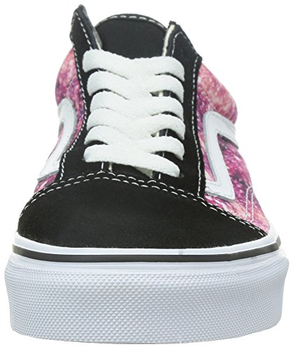 Vans U Old Skool Cosmic, Baskets Basses Mixte Adulte Multicolore (Cosmic Cloud/Black/True White)
