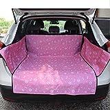 WZLDP Tappetino per auto per animali domestici | Cuscino per cani Cuscino per sedile posteriore Cuscino per sedile posteriore | Cuscino per seggiolino auto | Tappetino antiscivolo per auto | Tronco pe