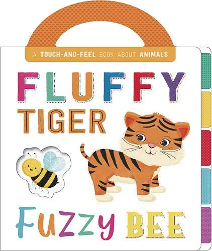 Fluffy Tiger, Fuzzy Bee (First Concepts Carry T&F)