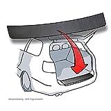 Lackschutzshop - Ladekantenschutz, Lackschutzfolie, Schutzfolie in Alu Brushed dunkelgrau passend für Fahrzeug Modell Siehe Beschreibung - 160µm Aluminium gebürstet anthrazit