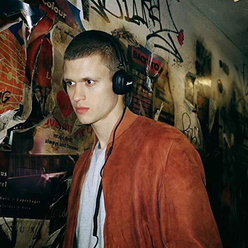 Marshall Major III On-Ear Headphones (Black) Image 7
