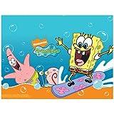 Nickelodeon - Cubertería para fiestas Bob Esponja (71548)
