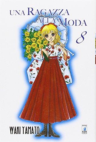 Una ragazza alla moda: 8 (Express) por Waki Yamato