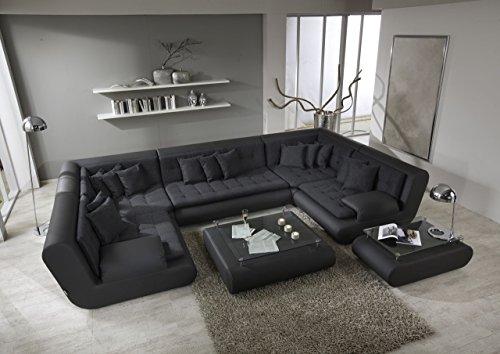 Sofa Dreams Designer Wohnlandschaft Exit Five als XXL Ausführung
