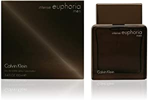 Calvin Klein Perfume - Euphoria Intense by Calvin Klein - perfume for men - Eau de Toilette 100ml