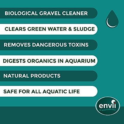 Envii Aquarium Klear - Green Water Treatment Maintains Clear Water in Fish Tanks – Treats 4,000 Litres 3