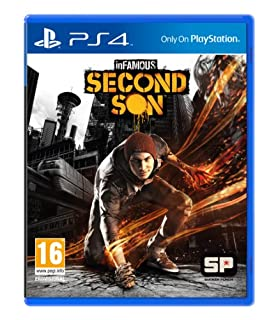 InFamous : Second Son [import anglais] (B00BF6D53M) | Amazon price tracker / tracking, Amazon price history charts, Amazon price watches, Amazon price drop alerts
