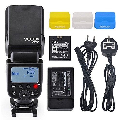 Godox-Ving-V860C-Kit-TTL-E-TTL-18000s-HSS-Master-Slave-Camera-Flash-with-2000mAh-Lithium-ion-Battery-and-Charger-for-Canon-EOS-Camera-6D-7D-60D-50D-40D-30D-650D-600D-550D-500D-1100D-5D-Mark-III-5D-Mar