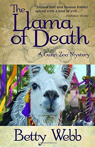 the-llama-of-death-gunn-zoo-mysteries-hardcover