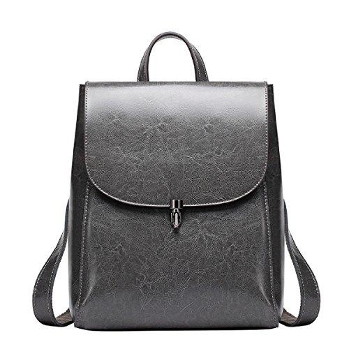 Yy.f Nuove Borse A Tracolla In Pelle Borse In Pelle Di Alta Qualità Borse Moda Zaini Borsa Multicolore Grey