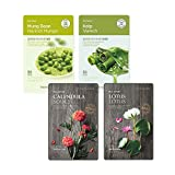 #10: The Face Shop Oily Skin Masksheet Combo