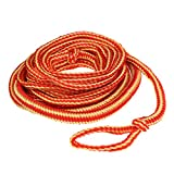 ELECTROPRIME 50 Feet Bungee Tow Rope Extension for 2-3 Rider Towable Tubes 50