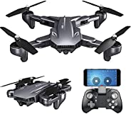 VISUO XS816 Optical Flow Drone with Camera 1080P Foldable Auto Return Follow Mode Altitude Hold Gesture Photog