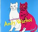 Kunst-Malbuch Andy Warhol - Annette Roeder