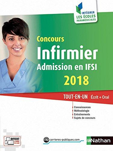 Concours Infirmier - Admission en IFSI 2018. Tout en un crit + oral