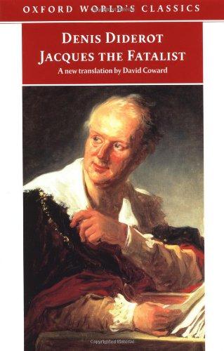 Jacques the Fatalist (Oxford World's Classics) por Denis Diderot