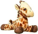 Wild Republic Hug'ems Plüschtier, Kuscheltier, Giraffe 18cm