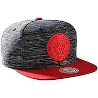 M&N Snapback Cap FC Bayern MÜNCHEN + gratis Sticker München forever, Cap, Basecap, Base-Cap, Mütze, Hut, chapeau, sombrero, Baseballcap, Munich, 22185