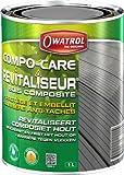 Owatrol Compo Care Holz Composite 1L grau