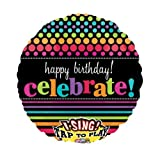 Amscan International Good Times Happy Birthday