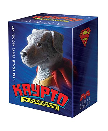 "AMT MMK3060 scala 1:6 ""Krypto il Superdog"" Model Kit"